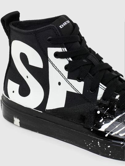 Diesel - S-ASTICO MC, Nero/Bianco - Sneakers - Image 4