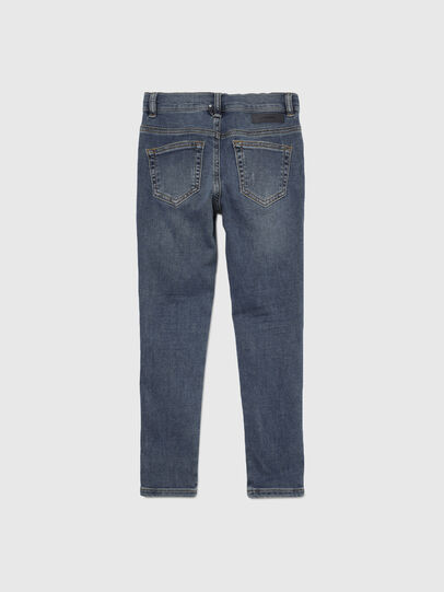 Diesel - D-SLANDY-HIGH-J JOGGJEANS, Blu medio - Jeans - Image 2