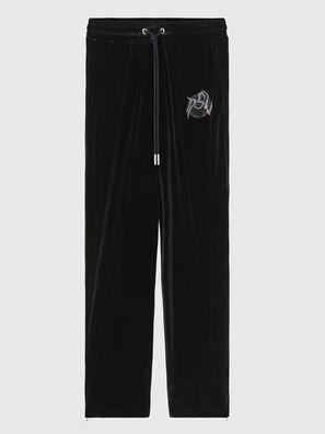 P-CHINILLE, Nero - Pantaloni
