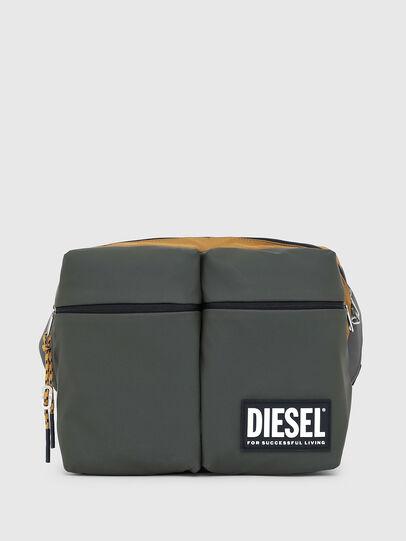 Diesel - CROSYO, Verde Militare - Borse a tracolla - Image 1