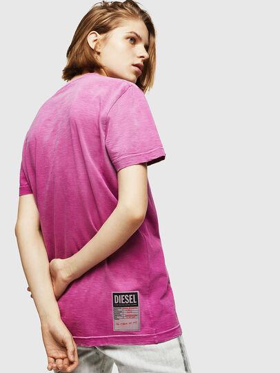 Diesel - T-FLAVIA-IA, Rosa - T-Shirts - Image 2