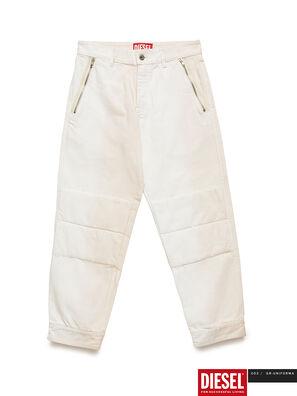 GR02-P301, Bianco - Pantaloni