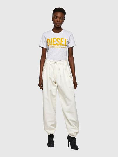 Diesel - P-CONCIAS, Bianco - Pantaloni - Image 5