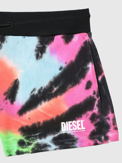 Diesel - BFOWT-SHORTIE, Nero/Rosa - Out of water - Image 3
