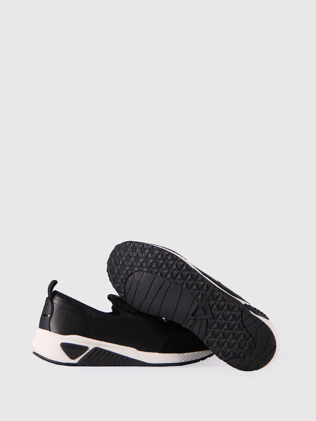 Diesel - S-KBY, Nero Cuoio - Sneakers - Image 4