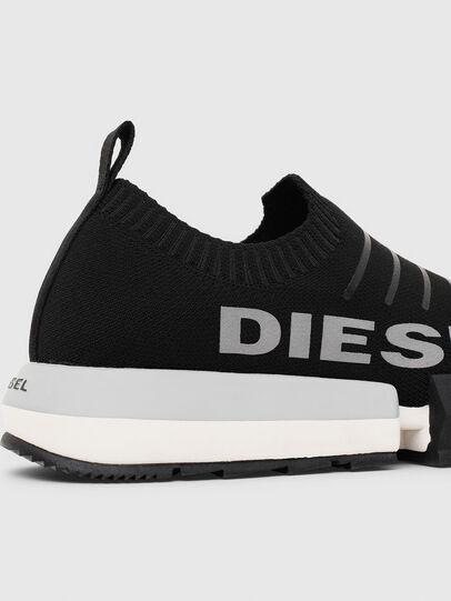 Diesel - H-PADOLA LOW SOCK, Nero - Sneakers - Image 7