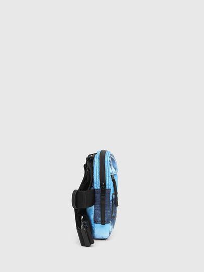 Diesel - SORAKE, Blu - Borse a tracolla - Image 3