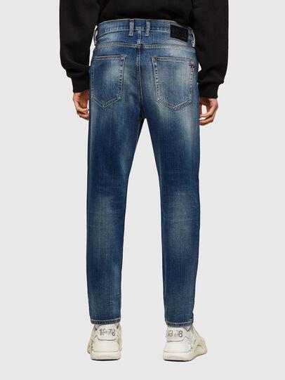 Diesel - D-Vider 009RS, Blu Scuro - Jeans - Image 2