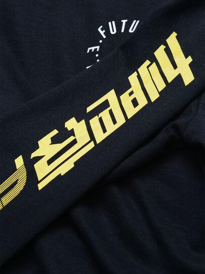 Diesel - TJUSTLSY1, Nero - T-shirts e Tops - Image 3