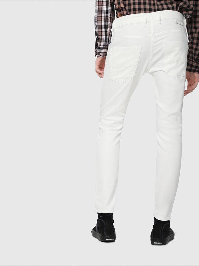 Diesel - Krooley JoggJeans 088AZ, Bianco - Jeans - Image 2