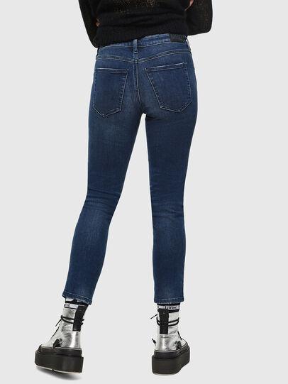 Diesel - Babhila 083AE, Blu Scuro - Jeans - Image 2