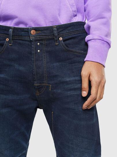 Diesel - Narrot 0097U, Blu Scuro - Jeans - Image 3