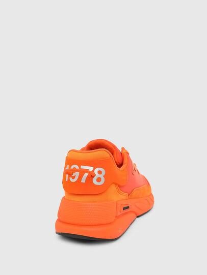 Diesel - S-SERENDIPITY LC, Arancione - Sneakers - Image 5