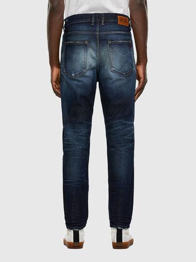 Diesel - D-Vider 0092I, Blu Scuro - Jeans - Image 2