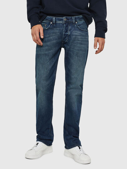 Diesel - Larkee CN025, Blu medio - Jeans - Image 1