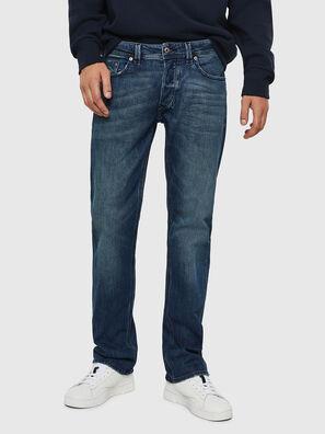 Larkee CN025, Blu medio - Jeans