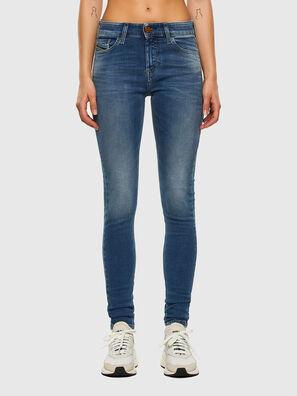 Slandy 084NM, Blu medio - Jeans