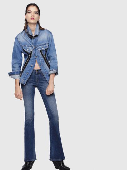 Diesel - D-Ebbey 086AM, Blu medio - Jeans - Image 5