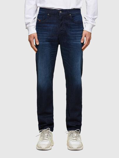 Diesel - D-Fining 069TN, Blu Scuro - Jeans - Image 1