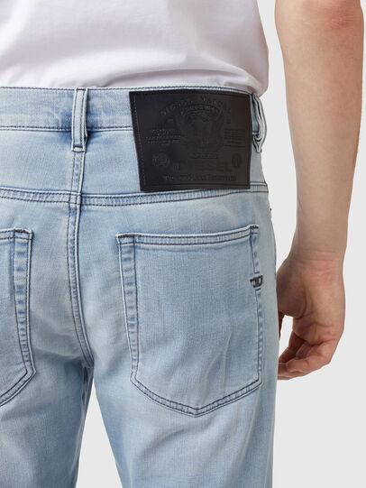Diesel - D-Amny JoggJeans® Z69VL, Blu Chiaro - Jeans - Image 4
