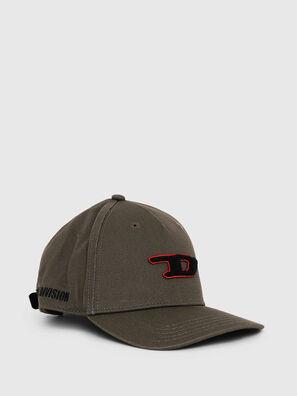 C-DIGRA, Verde Militare - Cappelli