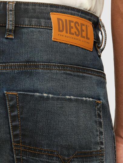 Diesel - Krooley JoggJeans 069NS, Blu Scuro - Jeans - Image 4