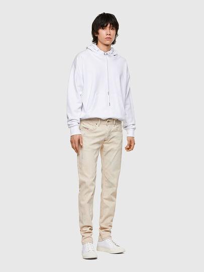 Diesel - Sleenker 009VJ, Bianco - Jeans - Image 5
