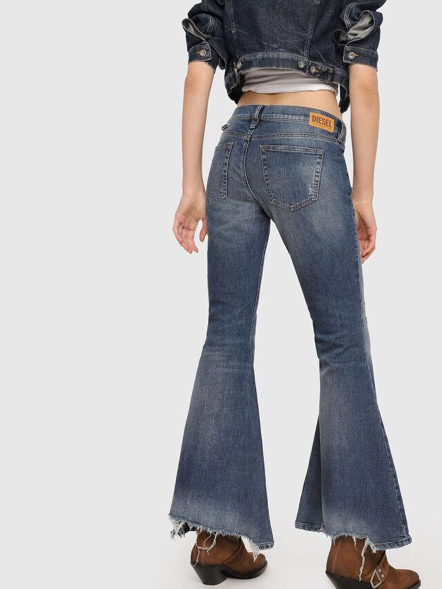 Diesel - D-Ferenz 081AN, Blu medio - Jeans - Image 2