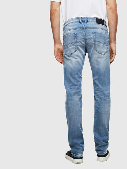 Diesel - Safado 069MN, Blu Chiaro - Jeans - Image 2