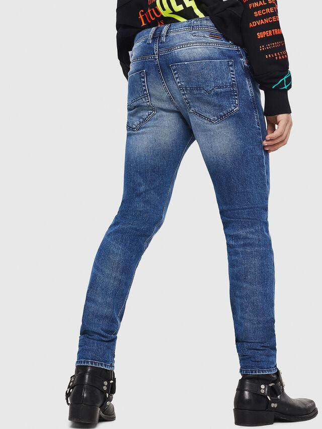 Diesel - Tepphar 081AQ, Blu medio - Jeans - Image 2