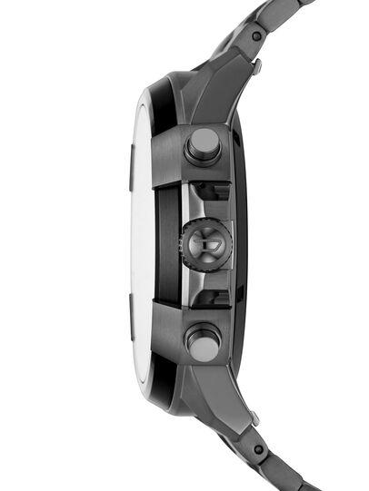 Diesel - DT2004, Grigio Metallizzato - Smartwatches - Image 4