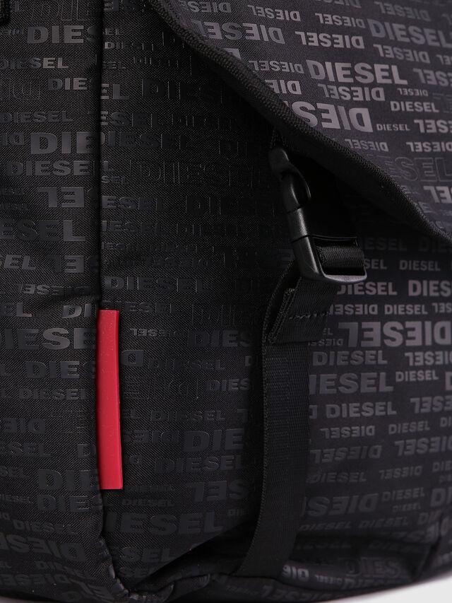 Diesel - F-DISCOVER MESSENGER, Nero/Rosso - Borse a tracolla - Image 5