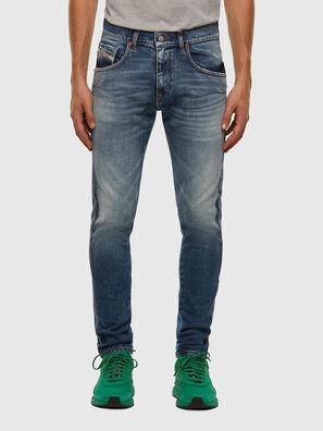D-Strukt 009GE, Blu medio - Jeans