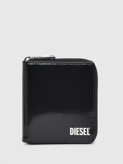 Diesel - PI-ZIP, Nero - Portafogli Con Zip - Image 1