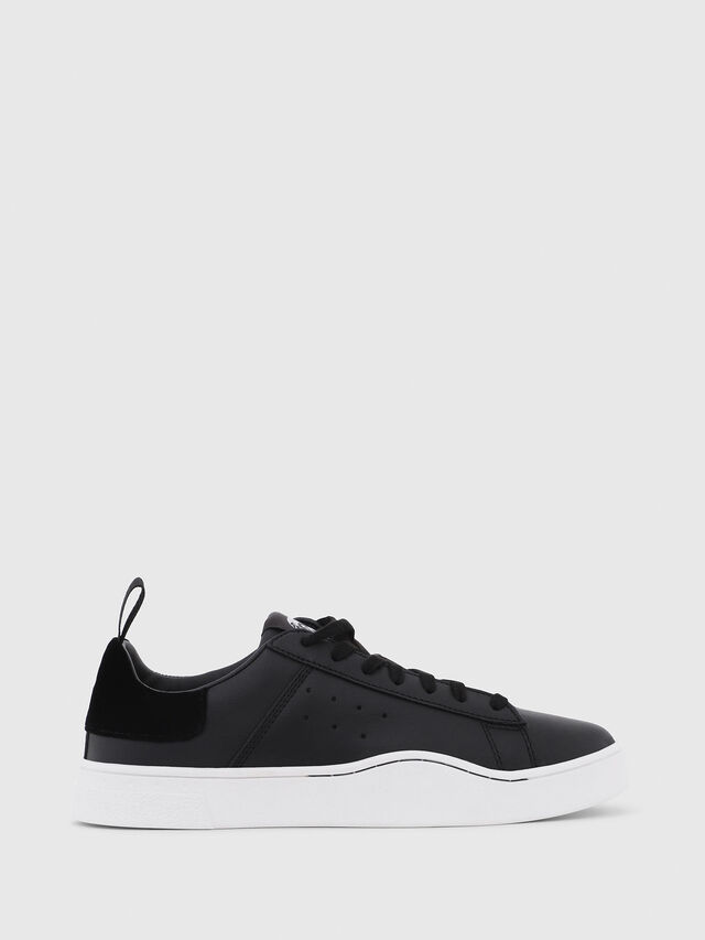 Diesel - S-CLEVER LOW W, Nero - Sneakers - Image 1