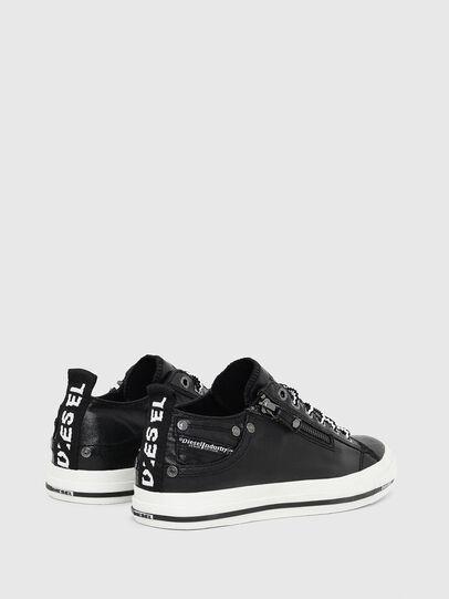 Diesel - EXPO-ZIP LOW W, Nero - Sneakers - Image 3