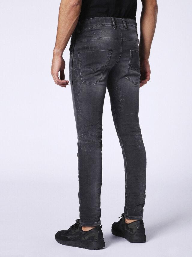 KROOLEY R JOGGJEANS 084NA, Nero Jeans