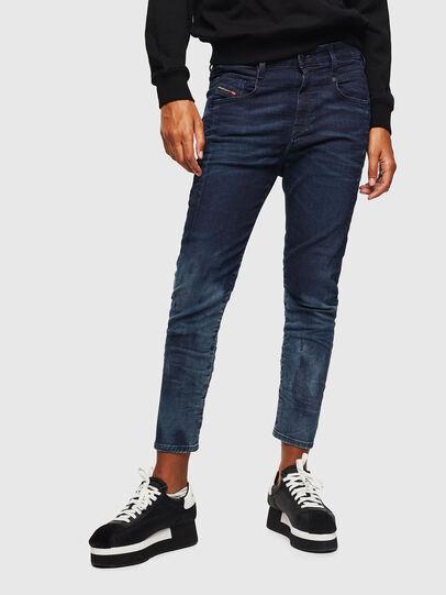 Diesel - Fayza JoggJeans 069KC, Blu Scuro - Jeans - Image 1