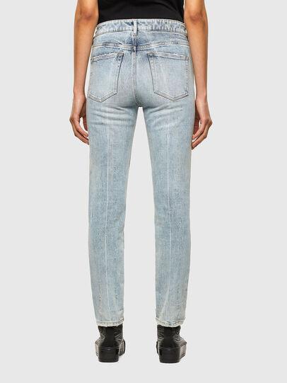 Diesel - D-Joy 009JR, Blu Chiaro - Jeans - Image 2
