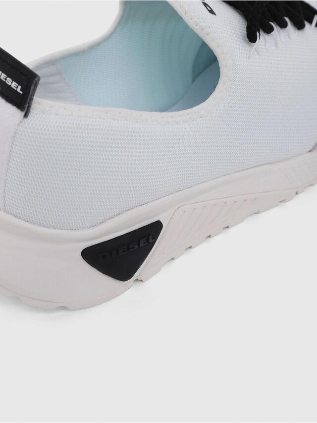Diesel - S-KBY, Bianco - Sneakers - Image 4