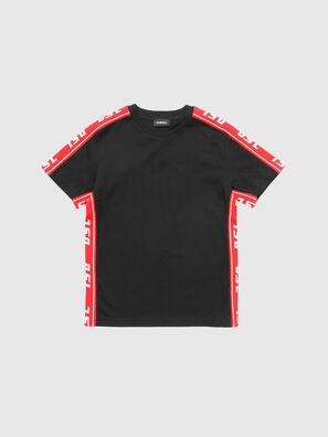 TJUSTRACE, Nero/Rosso - T-shirts e Tops