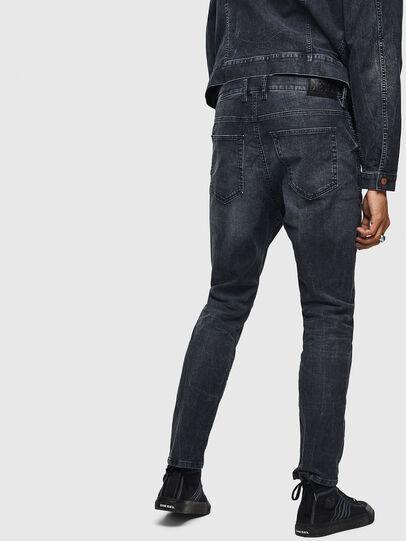 Diesel - D-Vider JoggJeans 0090H, Blu Scuro - Jeans - Image 2