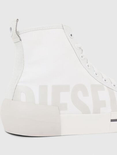 Diesel - S-DESE MID CUT, Bianco - Sneakers - Image 4
