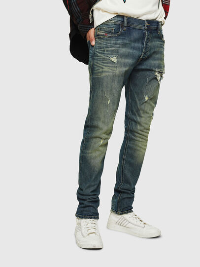 Diesel - Tepphar CN029, Blu medio - Jeans - Image 1