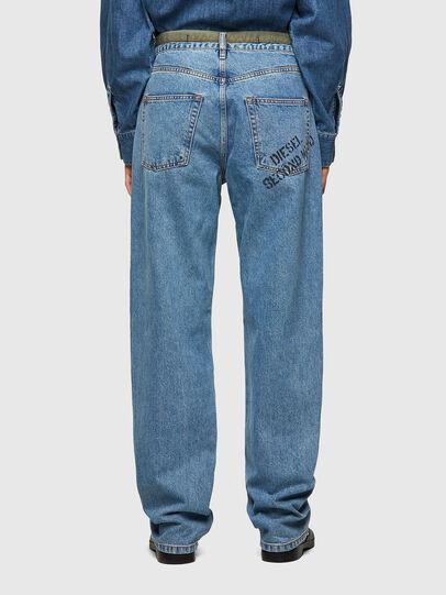 Diesel - DxD-P3 0CBBI, Blu Chiaro - Jeans - Image 3