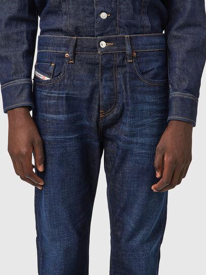 Diesel - D-Viker 09A12, Blu Scuro - Jeans - Image 3