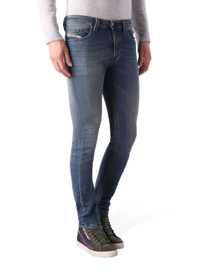 Diesel - Thavar JoggJeans 0668W,  - Jeans - Image 2