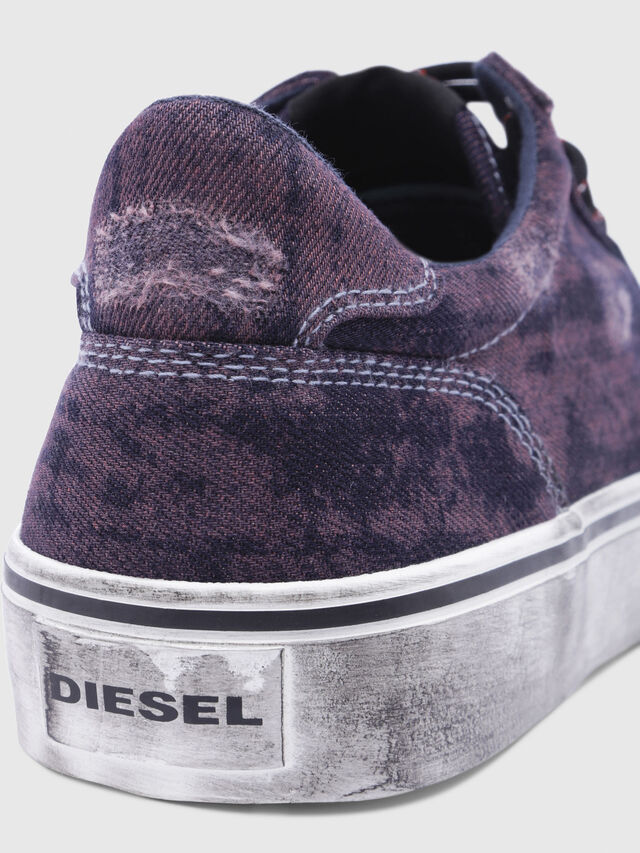 Diesel - S-FLIP LOW, Viola - Sneakers - Image 5