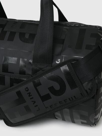 Diesel - X-BOLD DUFFLE, Nero - Borse da viaggio - Image 5