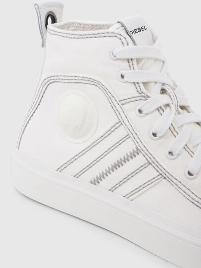 Diesel - S-ASTICO MID LACE W, Bianco - Sneakers - Image 4